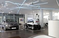 Renault thành lập trung tâm sản xuất ôtô điện lớn nhất châu Âu