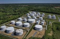 Giá dầu châu Á giảm trong phiên chiều 10/6 theo số liệu xăng dầu Mỹ