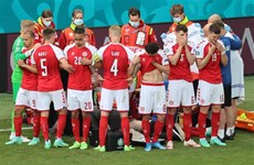 EURO 2020: Từ Eriksen đến ký ức ám ảnh của cựu tiền vệ Muamba