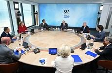 Lãnh đạo G7 đạt thỏa thuận về thuế doanh nghiệp tối thiểu toàn cầu