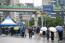 COVID-19: Hàn Quốc nới lỏng quy định hạn chế khán giả đến sân vận động