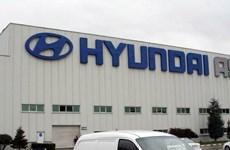 Hyundai tạm ngừng hoạt động nhà máy tại Mỹ do thiếu chip