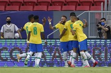 Copa America: Vua bóng đá Pele khích lệ Neymar phá kỷ lục của mình