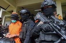 Cảnh sát Indonesia bắt giữ 4 nghi can khủng bố ở tỉnh Tây Java