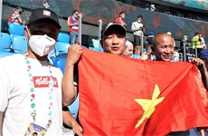 """Hành trình """"săn vé"""" xem EURO 2020 của người Việt tại Nga"""