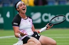 Ons Jabeur, tay vợt nữ Arab đầu tiên giành danh hiệu WTA