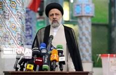 Tổng thống đắc cử Raisi nêu quan điểm về chính sách đối ngoại của Iran