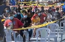 COVID-19: Malaysia xác định nguyên nhân khó kiểm soát số ca nhiễm mới