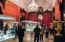 Bảo tàng kim hoàn Faberge tại Nga hút khách mùa EURO