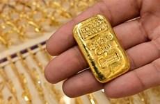 Giá vàng thế giới ghi nhận tuần tăng đầu tiên trong 4 tuần
