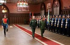 Myanmar và Nga thảo luận hợp tác trong lĩnh vực quân sự