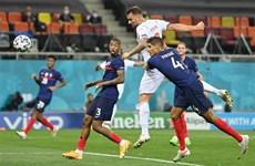 EURO 2020: Truyền thông Pháp chỉ trích đội nhà sau trận thua Thụy Sĩ