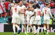 Đội tuyển Anh sẵn sàng cho trận tứ kết với Ukraine tại Rome