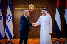 Israel khai trương Tổng Lãnh sự quán tại thành phố Dubai