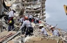 Tìm thấy thêm 6 thi thể nạn nhân trong vụ sập nhà tại Mỹ