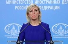 Nga lên tiếng về các cuộc tập trận của NATO tại Biển Đen