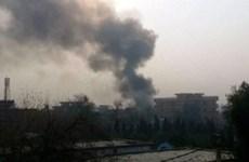 Đánh bom liều chết tại Afghanistan, ít nhất 20 người bị thương