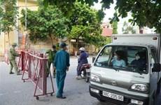 Bắc Ninh phát hiện thêm 15 ca dương tính, 12 ca qua sàng lọc cộng đồng
