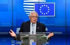 Liên minh châu Âu hy vọng khôi phục quan hệ với Israel