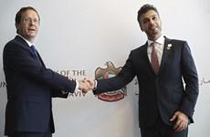 Các Tiểu vương quốc Arab Thống nhất mở Đại sứ quán tại Israel