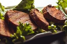 Ứng dụng trí tuệ nhân tạo vào chế biến thịt bò thuần chay