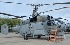 Nga: Không quân Hạm đội Biển Đen được trang bị trực thăng Ka-27M