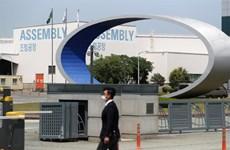 Renault Samsung tạm dừng sản xuất tại nhà máy ở Busan do thiếu chip