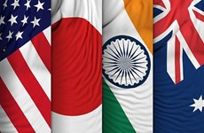 """Mỹ đề xuất tổ chức hội nghị thượng đỉnh trực tiếp đầu tiên của """"Bộ Tứ"""""""