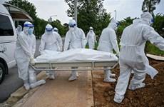 COVID-19: Malaysia ghi nhận số ca tử vong cao nhất từ đầu dịch