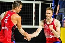 Olympic Tokyo: Một tuyển thủ bóng chuyền Séc có xét nghiệm dương tính