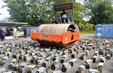 """Malaysia triệt phá đường dây trộm điện để """"đào"""" tiền điện tử"""