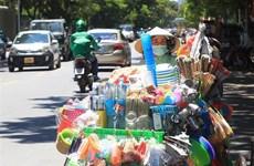 Hỗ trợ 1,5 triệu đồng cho mỗi người lao động tự do tại Hà Nội