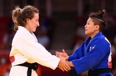 Đoàn thể thao Nhật Bản giành được huy chương Olympic đầu tiên