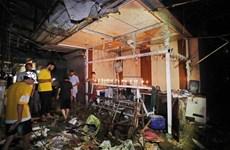 Iraq bắt giữ các nghi phạm đứng sau vụ đánh bom ở Baghdad