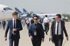 Nga: Nhiều hợp đồng lớn được ký tại triển lãm hàng không vũ trụ