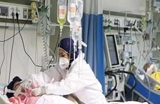 COVID-19: Iran tiến gần điểm đỉnh của làn sóng lây nhiễm thứ 5