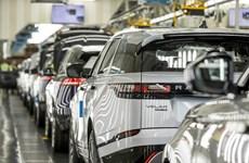 Sản lượng ôtô của Anh tăng hơn 30% trong nửa đầu năm 2021