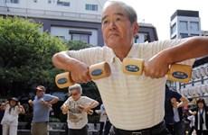 Tuổi thọ bình quân của người dân Nhật Bản tăng cao kỷ lục