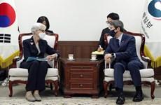 Thứ trưởng Bộ Thống nhất Hàn Quốc lên kế hoạch công du Mỹ