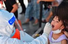 COVID-19: Trung Quốc xét nghiệm quy mô lớn do dịch lan rộng