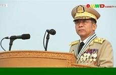 Myanmar cam kết sẵn sàng hợp tác với đặc phái viên của ASEAN