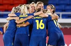 Chung kết bóng đá nữ Olympic: Lịch sử đứng về phía Thụy Điển