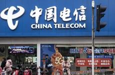China Telecom dự kiến huy động 8,4 tỷ USD tại sàn giao dịch Thượng Hải