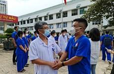 Quảng Bình cử 50 thầy thuốc vào hỗ trợ TP. HCM chống dịch