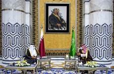 Quốc vương Qatar bổ nhiệm đại sứ tại Saudi Arabia