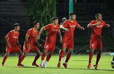 Đội tuyển Việt Nam chỉ còn lại 2 đối thủ tại vòng loại U23 châu Á 2022