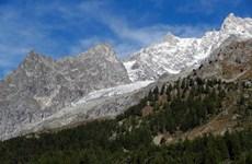 Italy cảnh giác trước nguy cơ vỡ sông băng Planpincieux