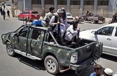 Taliban giành quyền kiểm soát tỉnh Logar của Afghanistan