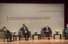 Đối thoại giữa Chính phủ Venezuela và phe đối lập đạt tiến triển