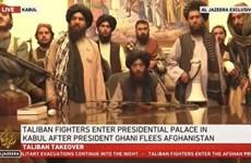 """""""Taliban đã thay đổi, họ không bị đánh lừa bởi khẩu hiệu dân chủ"""""""
